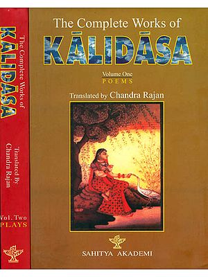 The Complete Works of Kalidasa (Set of 2 Volumes)