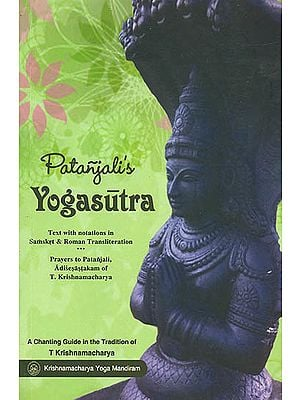 Patanjali's Yogasutra (Text with Notations in Samskrt & Roman Transliteration)