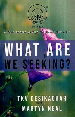 What are We Seeking