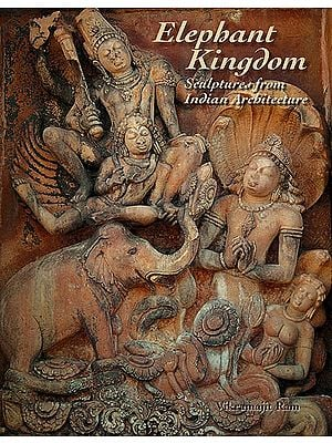 Elephant Kingdom (Sculptures from Indian Architecture)