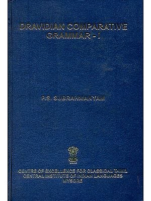 Dravidian Comparative Grammar - I