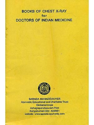 Books of Chest X-Ray for Doctors of Indian Medicine