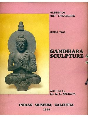 Album of Art Treasures: Gandhara Sculpture