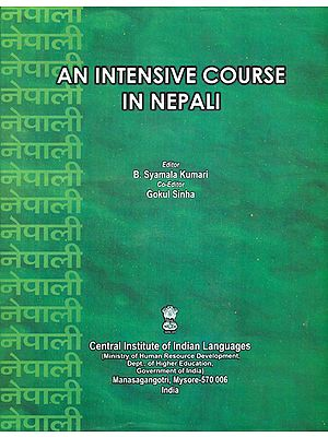 An Intensive Course in Nepali