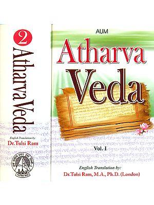 Atharva Veda (Set of 2 Volumes)