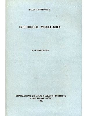 Indological Miscellanea