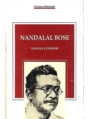 Nandalal Bose: The Doyen of Indian Art (An Old and Rare Book)