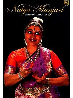 Natya Manjari: Bharatanatyam (DVD Video)