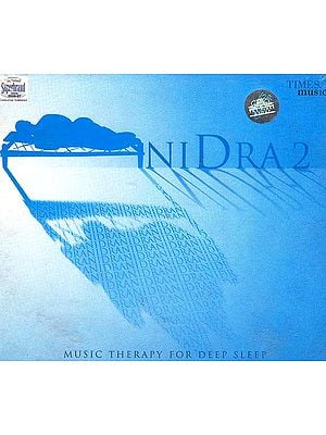 Nidra 2: Music Therapy for Deep Sleep (Audio CD)