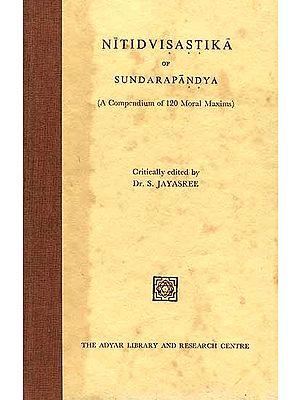 Nitidvisastika Of Sundarapandya