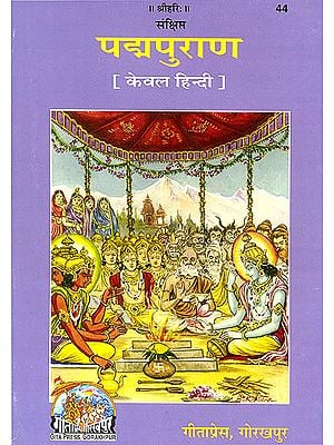 पद्म पुराण (सरल हिन्दी भाषा में) The Padma Purana in Simple Hindi Language
