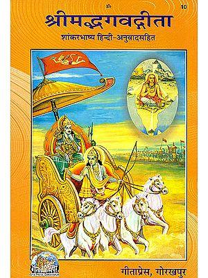 Shrimad Bhagavad Gita - Shankar Bhashya (Commentary by Shankaracharya)