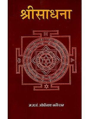 श्रीसाधना: Shri Sadhana
