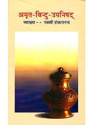 अमृत-बिन्दु-उपनिषद्: (संस्कृत एवम् हिन्दी अनुवाद)  Amrit Bindu Upanishad