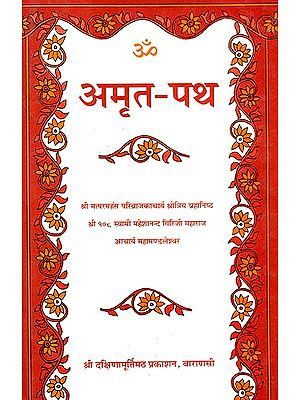 अमृत पथ: Discourses on the Yajnavalakya Maitreyi Dialogue