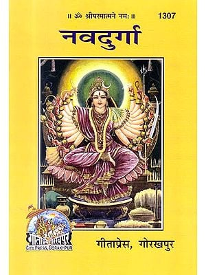 नवदुर्गा: Nava Durga: Pocket Size (Picture Book)