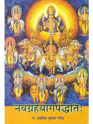 नवग्रहयोग पध्दति: How to Worship The Navagraha