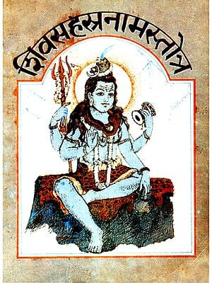 शिवसहस्रनामस्तोत्र: Shiv Sahasranama with Meaning of Each Name (Khemraj Edition)