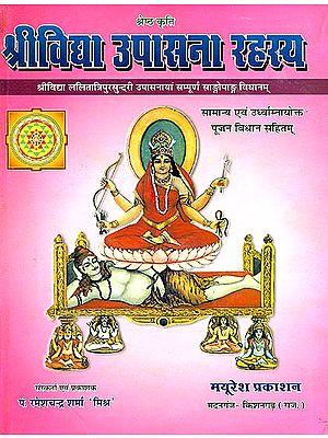 श्रीविद्या उपासना रहस्य: The Secret of Shri Vidya Upasana