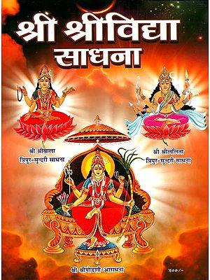 श्री श्रीविद्या साधना: Shri Shri Vidya Sadhana