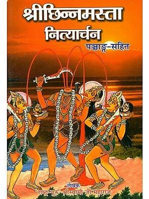 श्री छिन्नमस्ता नित्यार्चन: Daily Worship of Mahavidya Chinnamasta