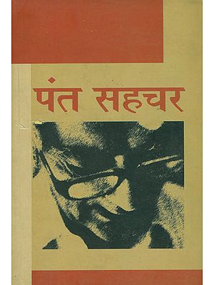 पंत सहचर: A Companion to Sumitranandan Pant