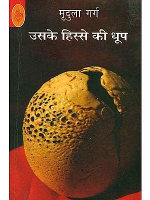 उसके हिस्से की धूप: A Hindi Novel