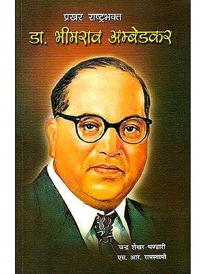 डॉ. भीमराव अम्बेडकर (प्रखर राष्ट्रभक्त) - Dr. Bhimrao Ambedkar