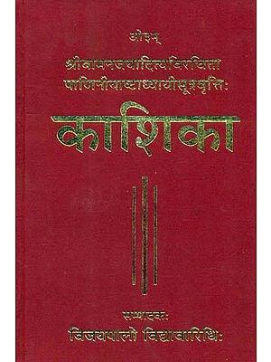 काशिका: Kashika (Sanskrit Only)