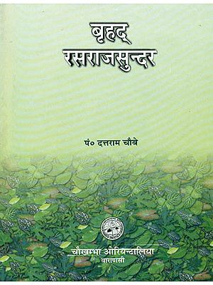 बृहद् रसराजसुन्दर (संस्कृत एवं हिन्दी अनुवाद) - Rasaraj Sundar