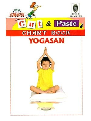 Yogasan (Chart Book - Cut and Paste)