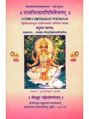 तत्त्वचिन्तामणिविवेचनम्: Tattva Chintamani Vivechan