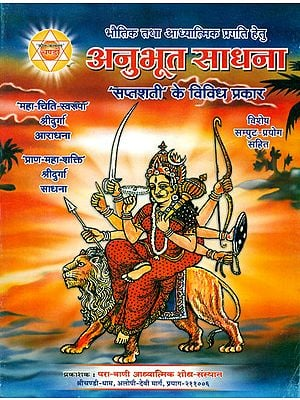 अनुभूत साधना ('सप्तशती' के विविध प्रकार) - Different Types of Saptashati