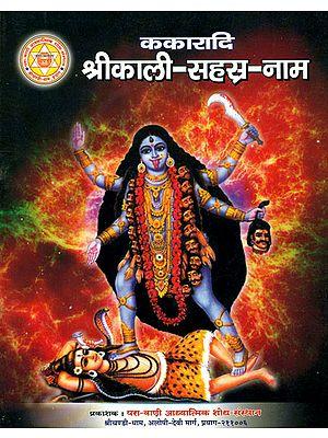 श्री काली सहस्र नाम: Shri Kali Sahasranamam