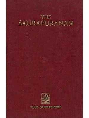 सौरपुराणम्: The Saura Puranam