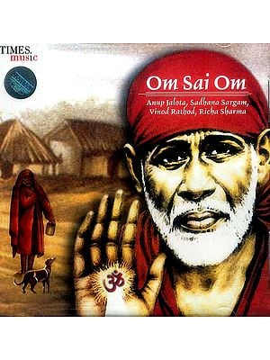 Om Sai Om (Audio CD)
