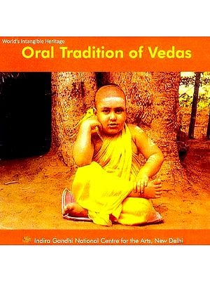 Oral Tradition of Vedas (DVD)
