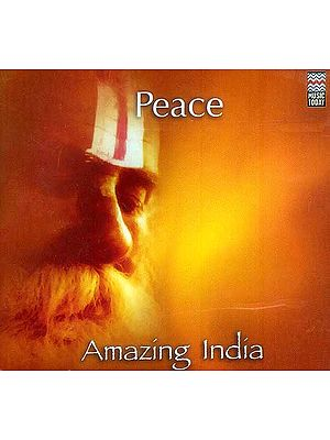Peace Amazing India (Audio CD)