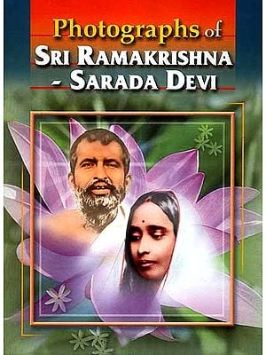 Photographs of Sri Ramakrishna – Sarada Devi