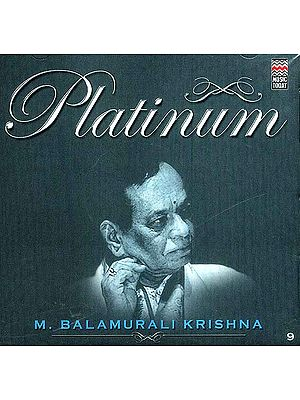 Platinum: M. Balamuralikrishna (Audio CD)
