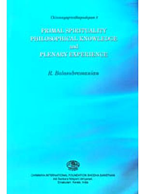 Primal Spirituality Philosophical Knowledge And Plenary Experience