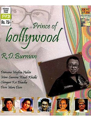 Prince of Bollywood (MP3 CD)