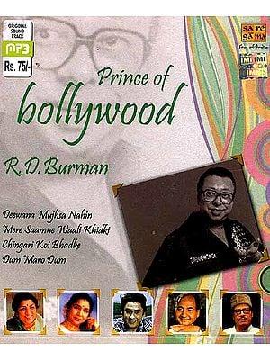 Prince of Bollywood (MP3 CD)
