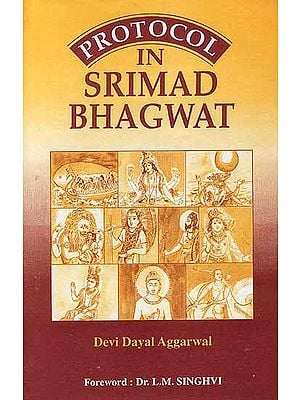 Protocol in Srimad Bhagwat