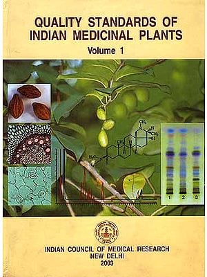 QUALITY STANDARDS OF INDIAN MEDICINAL PLANTS: 4 Volumes