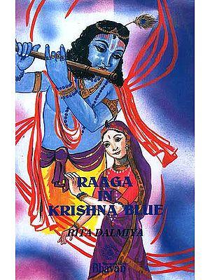 Raaga in Krishna Blue