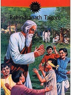 Rabindranath Tagore (Comic Book)