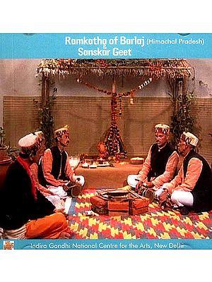 Ramkatha of Barlaj Himachal Pradesh Sanskar Geet (DVD)