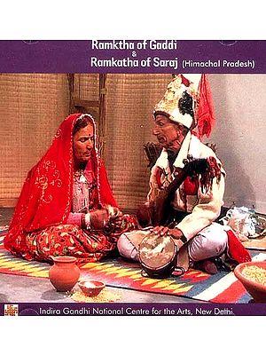 Ramktha of Gaddi and Ramkatha of Saraj (Himachal Pradesh) (DVD)