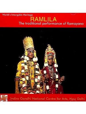 Ramlila The Traditional Performance of Ramayana (DVD)
